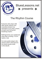 Rhythm Guitar Course Ebook Cover
